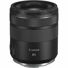 Brand New Unused Canon RF 85mm F2 Macro IS STM Tele Telephoto Lens