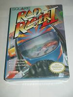 Rad Racer II 2 (Nintendo NES) NEW Factory Sealed