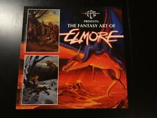 The Fantasy Art of Elmore #11 promo card 1994
