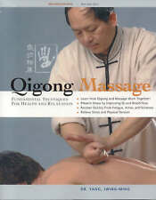 Qigong Massage: Fundamental Techniques for Health and Relaxation, Acceptable, Ya