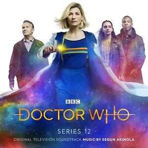 Doctor Who - Music From Series 12 - Segun Akinola