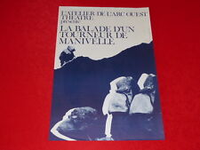 COLL.J. LE BOURHIS AFFICHES  MARIONNETTES / ARC OUEST TOURNEUR MANIVELLE Dieppe