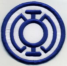 "2.5"" Blue Lantern Corps Classic Style Embroidered Patch"