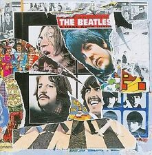 Anthology 3 by The Beatles (CD, Oct-1996, 2 Discs, Apple/Capitol)
