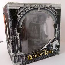 The Lord of the Rings MINAS TIRITH LOTR w/Box Return of the King Extended DVD