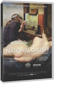 NATIONAL GALLERY  DVD DOCUMENTARIO