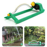 Oscillating Lawn Sprinkler Watering Garden Pipe Hose Water Flow with 18 Jets