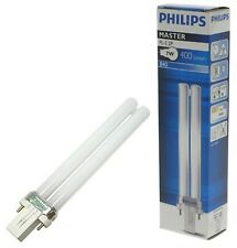 Pack of 2 x Philips Master PL-S 7W/840/2P G23 2 Pin Base Lamp (A161)