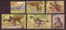 Sellos de Australia y Oceanía de dinosaurios