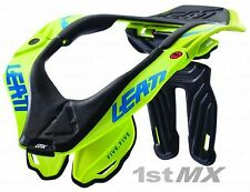 Leatt gpx club 5.5 Carrera Motocross MX Enduro Cuello Brace Verde adultos grandes extragrande