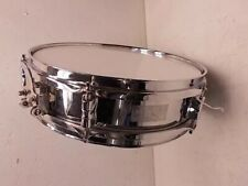 "Groove Percussion 13"" Snare Drum With Beato Soft Case. USED"