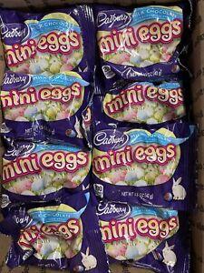 48 Bags Cadbury Easter Candy Coated Mini Eggs 1.5 Oz Bags