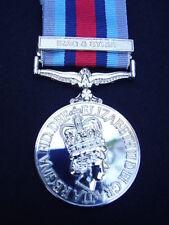 BRITISH ARMY,PARA,SAS,RAF,RM,SBS -  F/S OSM Military Medal+Ribbon - IRAQ & SYRIA