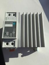 Eurotherm TE10S 50A, 240Vac, SSR, Solid State Relay With Logic Input,  VGC