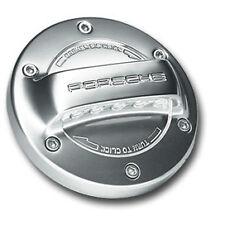NEW Genuine Porsche Aluminium Look Fuel Tank Cap 986 987 Boxster 997 996 Cayman
