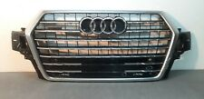 Audi Q7 S-LINE Quattro 2015 ONWARDS  Genuine Front Main Grill P/N 4M0853651F