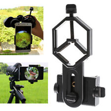Mobile Phone Adapter Stand Holder Mount for Telescope Binocular Spotting Scope