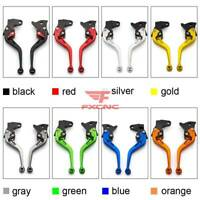 For Royal Enfield GT 650 CNC Motorcycle Brake Clutch Levers Handle Grips Short
