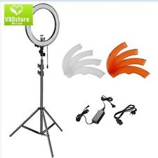 Neewer 18 inches 55W Dimmable LED Ring Light and Light Stand Lighting Kit - 240