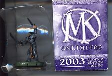 Mage Knight Unlimited 2003 Limited Edition Master Redwyne #180 Le Mint Wizkids