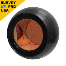 New -  All Metal Prism Ball Reflector works with Leica, Topcon etc Total Station