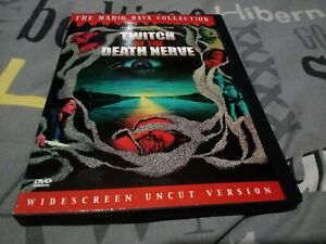 A Bay of Blood/twitch of the death nerve [DVD] uncut widescreen version snapcase