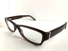 7c6c74da29 New BURBERRY B 9420 2432 54mm Burgundy Cats Eye Rx Women s Eyeglasses Frame