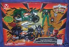 "Power Rangers Jungle Fury Bat Elephant 5"" Evil Melle Flit the Fly Cycles New 08"