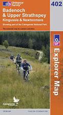 Badenoch and Upper Strathspey (Explorer Maps) (OS Explorer Map), Ordnance Survey