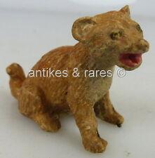 altes Elastolin Tier: Löwenbaby (linol098)