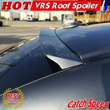 Flat Black VRS Type Rear Roof Spoiler Wing For Pontiac G8 GT GCT Sedan 2008~09