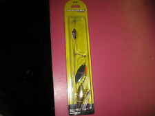 NEW BOOYAH BOO SPIN RIG, 1/4 oz,TANDEM WILLOW BLADES, BASS FISHING-PIKE-WALLEYE-