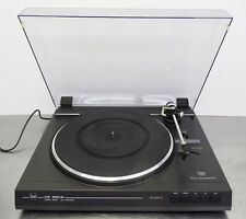 vintage turntable Record player - Plattenspieler direct drive Dual CS 620Q