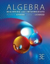 Algebra: Beginning and Intermediate (Textbooks Available with Cengage Youbook)