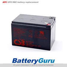 APC UPS RBC4 Replacement battery 1x CSB GP12120 F2 terminal