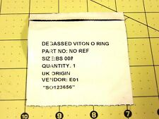 Waters Alliance Acquity Viton Degassed O Ring Bs008 Qty 1 Sealed New