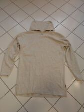 Damen-Sweat-Shirt, Gr. L, beige-melliert, 100% Baumwolle, ungetragen !,