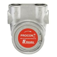 Procon 113A050F31XX Stainless Steel Rotary Vane Water Pump, 50 GPH, no pressure