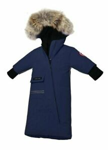 Canada Goose Baby Snow Bunting (Col: Spirit Navy size 03-06 months)