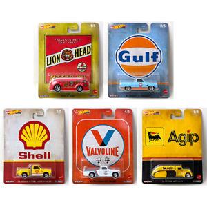 HOT WHEELS 2020 PREMIUM POP CULTURE VINTAGE OIL/FUEL H CASE - Pick and choose!!