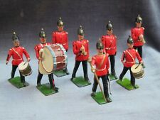 Britains Lead Toy Soldiers - Set 30 - Drums & Bugles of the Line