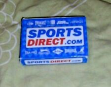 BRITISH SPORTS DIRECT COMPANY PLAYING CARDS DECK