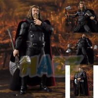 Movie The Avengers 3 Infinity War Thor 2 PVC Action Figure In Box 16cm