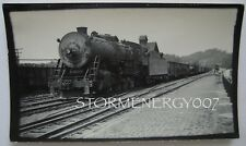 Western Maryland Railway Engine 835 Train Conductor Elkins WV 1951 contact photo