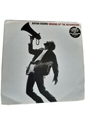Bryan Adams - Waking Up The Neighbours - 2LP includes Poster