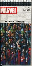 Marvel Superheroes No. 2 Pencil 12 Pack  collectible School supplies