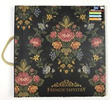 Wallpaper Sample Book Scrapbooking Paper Crafts Card Making French Tapestry