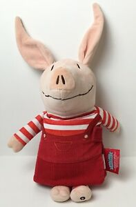 Zoobies Olivia Cuddly Plush Toy With Built In Story Book