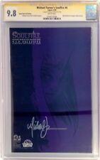 Michael Turner's Soulfire #6 CGC 9.8 SS Wiz World LA VIP Edition Aspen -Turner