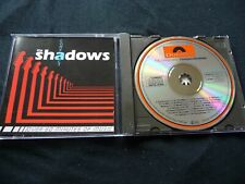 THE SHADOWS COMPACT SHADOWS CD (1984) POLYDOR WEST GERMANY(PDO) FULL SILVER